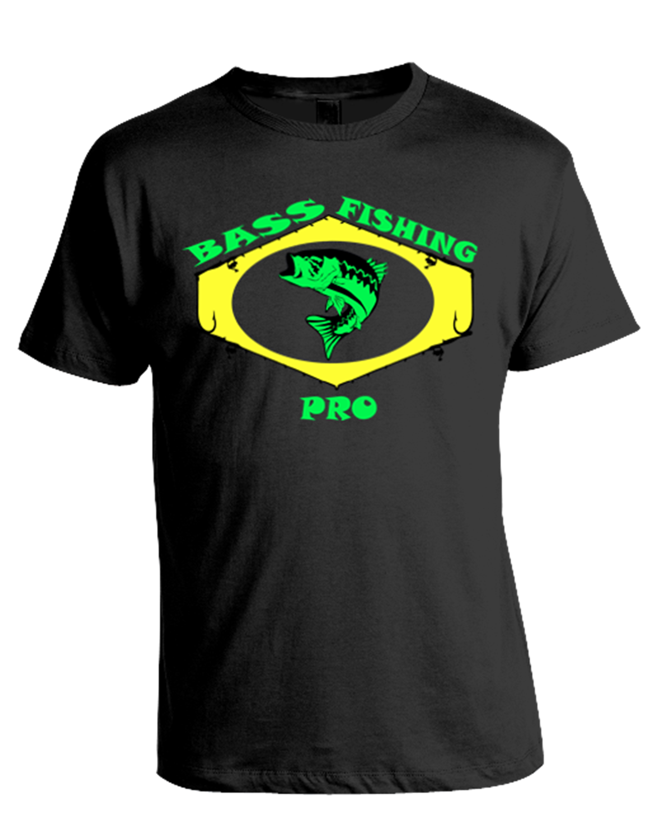 Bass Fishing Pro T Shirt