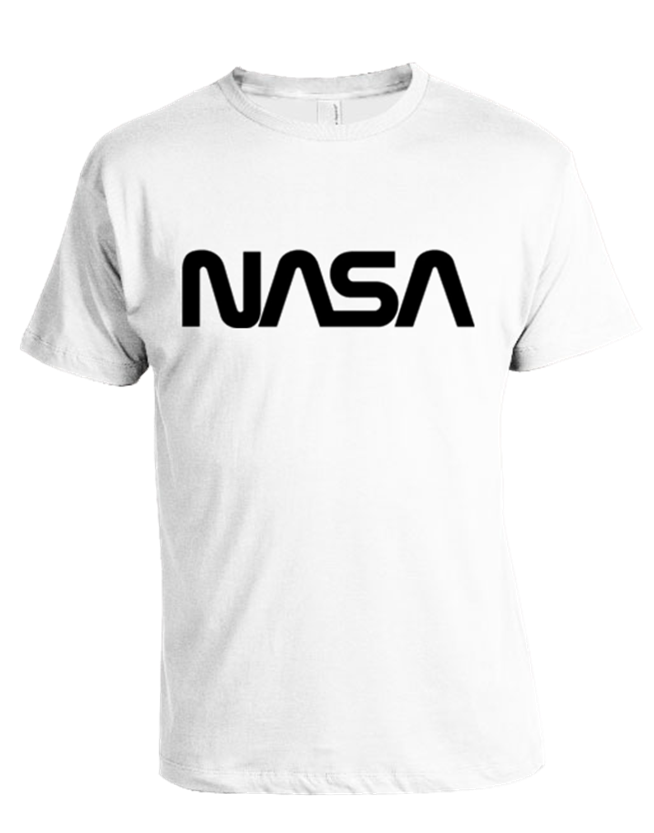 Nasa T Shirt - White