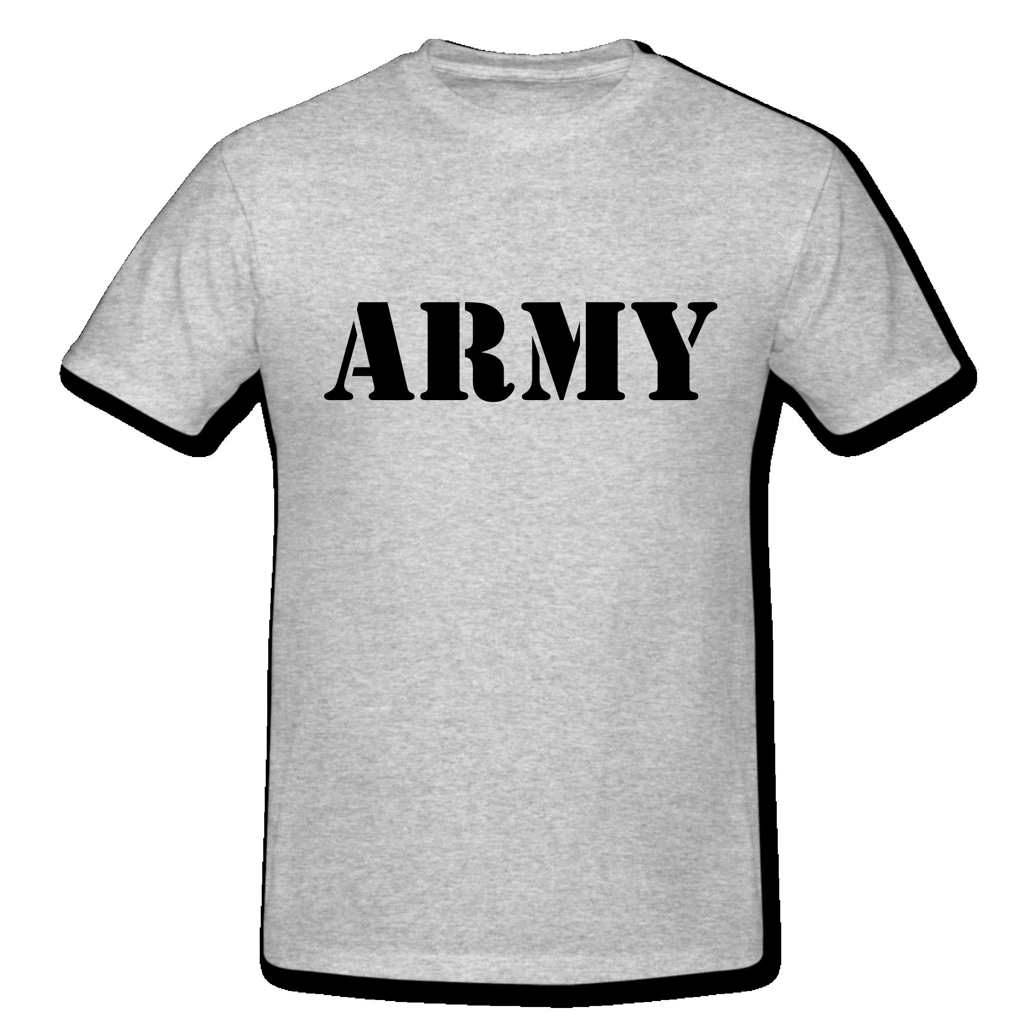 Army T Shirt c9b88aec729