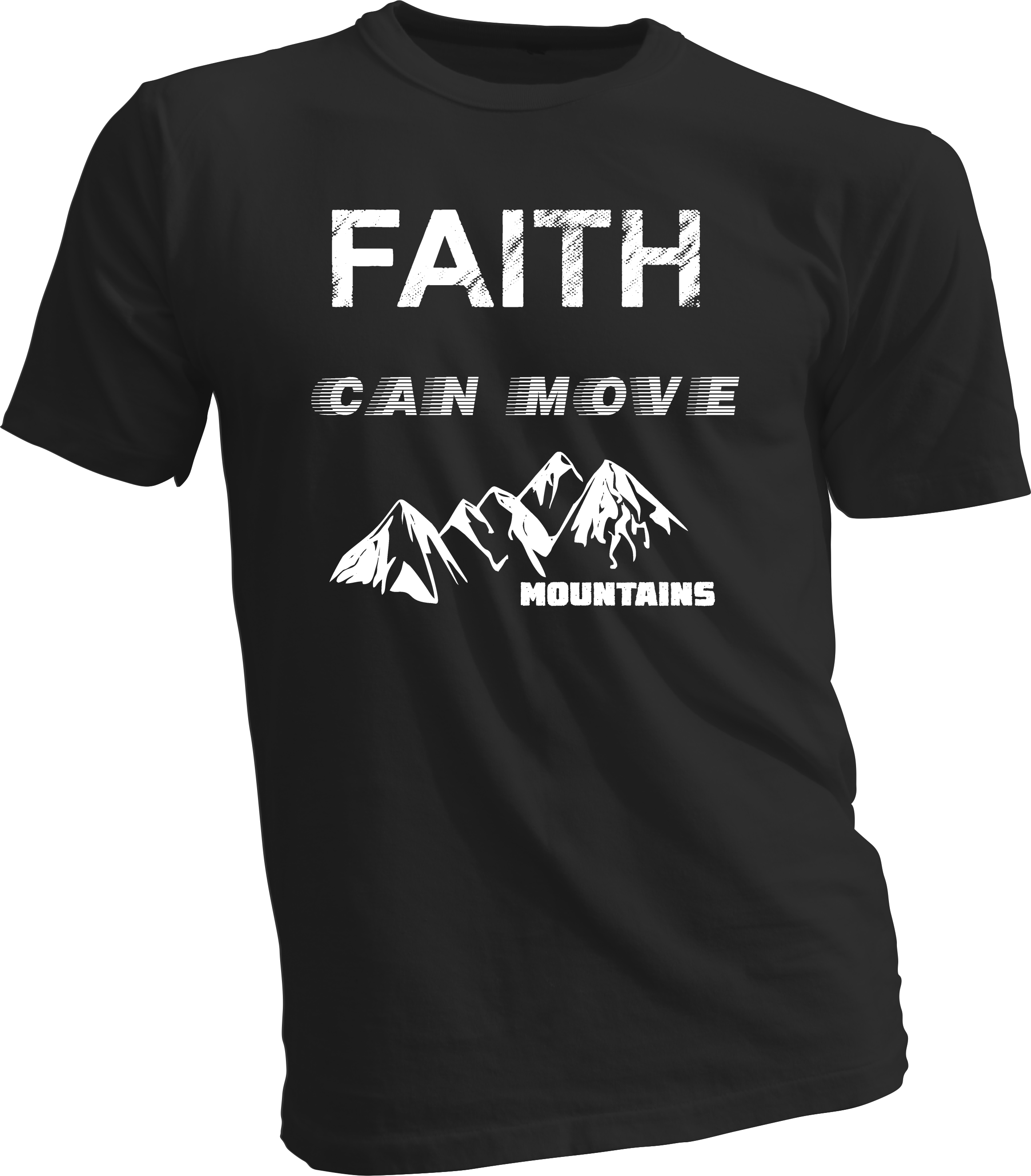 in-bed-with-faith-tshirt